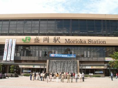 盛岡駅0番線